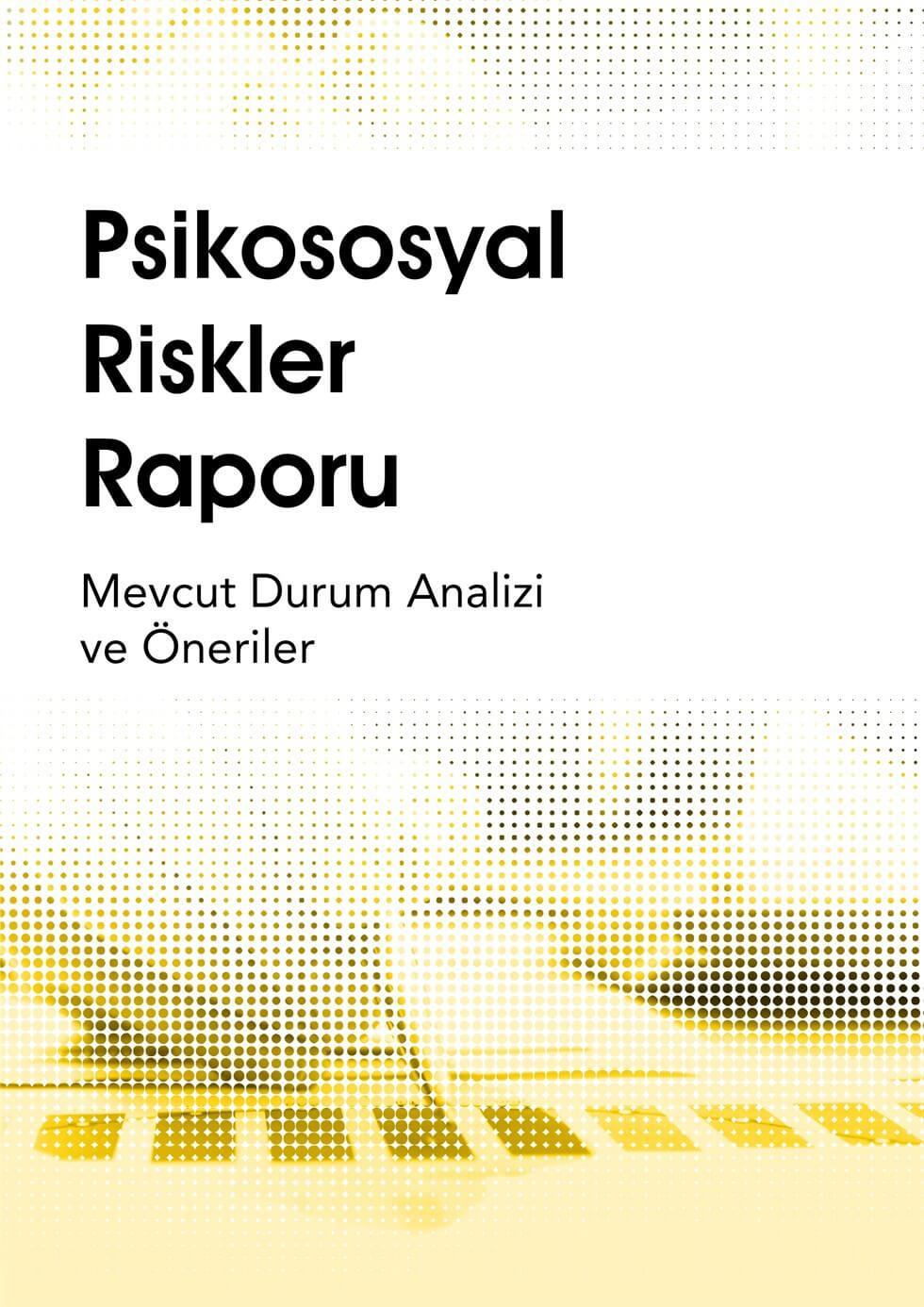 Psikososyal Riskler Raporu - Mevcut Durum Analizi ve Öneriler